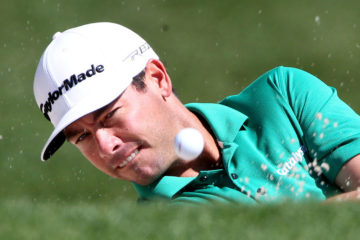 Photo of professional golfer Chez Reavie by Keith Allison